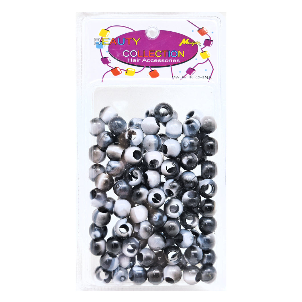 MAGIC® COLLECTION  - 2 TONE ROUND BEAD