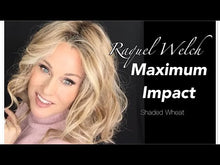 Load and play video in Gallery viewer, RAQUEL WELCH® - MAXIMUM IMPACT WIG