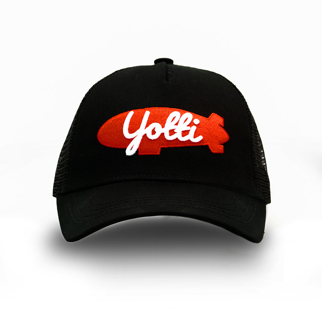 Yotti Trucker | Red Blimp