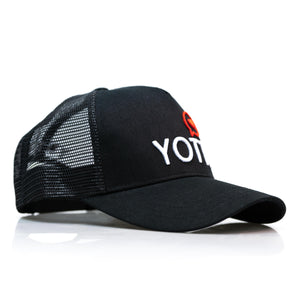 Yotti Trucker | Red Love Heart