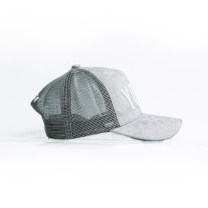 Yotti Trucker | Grey Suede