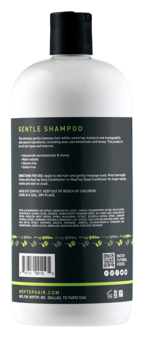 MopTop Salon Gentle Shampoo