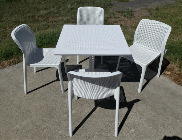 ClipX 80/Bit 5 Piece Dining Setting