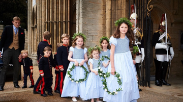 FLOWER GIRL DRESS INSPIRATION: HOW TO DRESS YOUR CHILD FOR A WEDDING