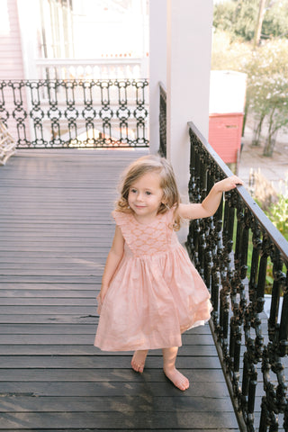 netti ruffle smocked dress charlotte sy dimby smocked dress child photography