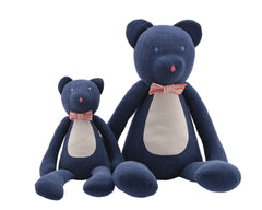 Coco the Bear - Pamplemousse Peluches soft toys baby gift