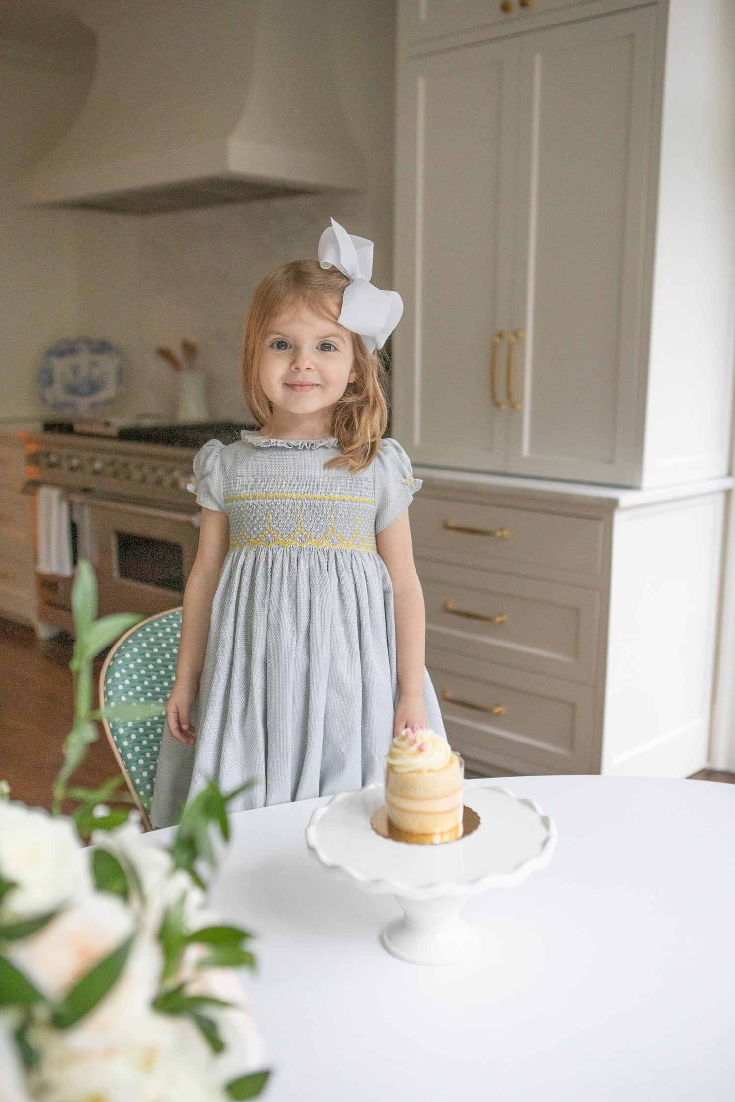 revisiting children's timeless classic games Charlotte sy dimby smocked dress born on fifth