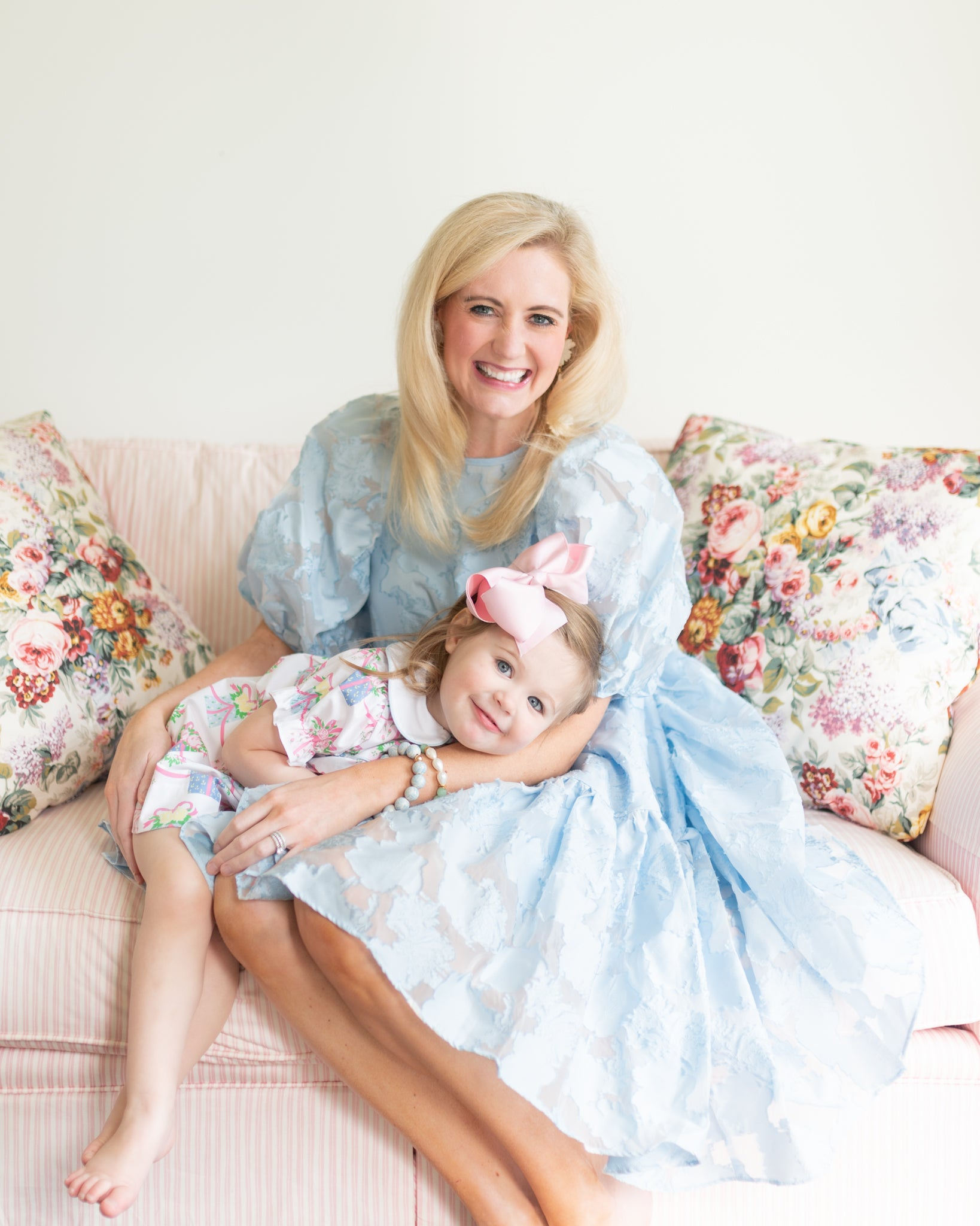 The Brooke Brooke - Mother and daughter - Celebrating childhood - Charlotte sy Dimby