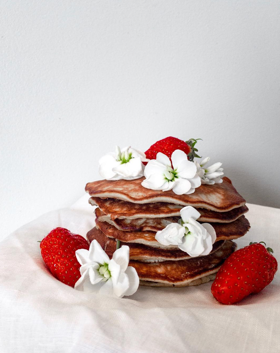 Home made pancakes Charlotte sy dimby blog