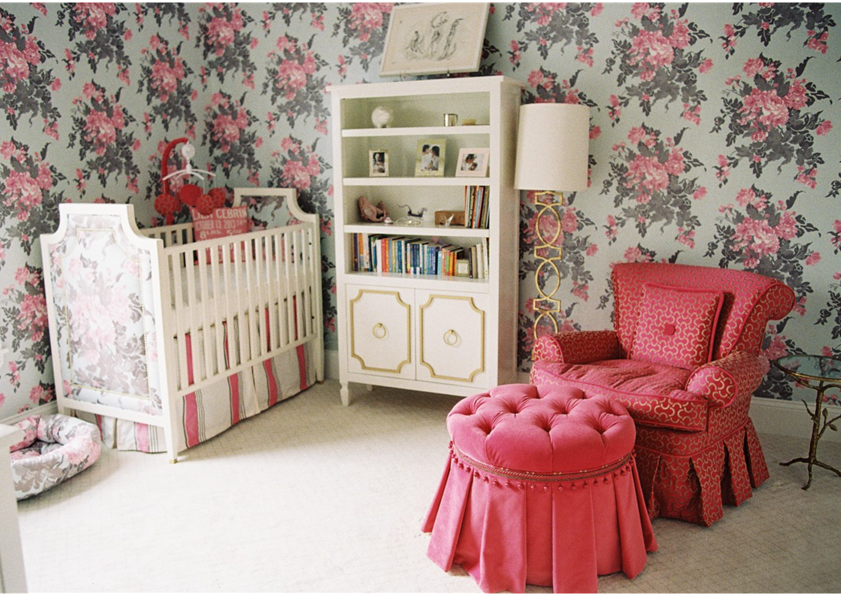 Gail Sedigh - children's luxury nursery decor