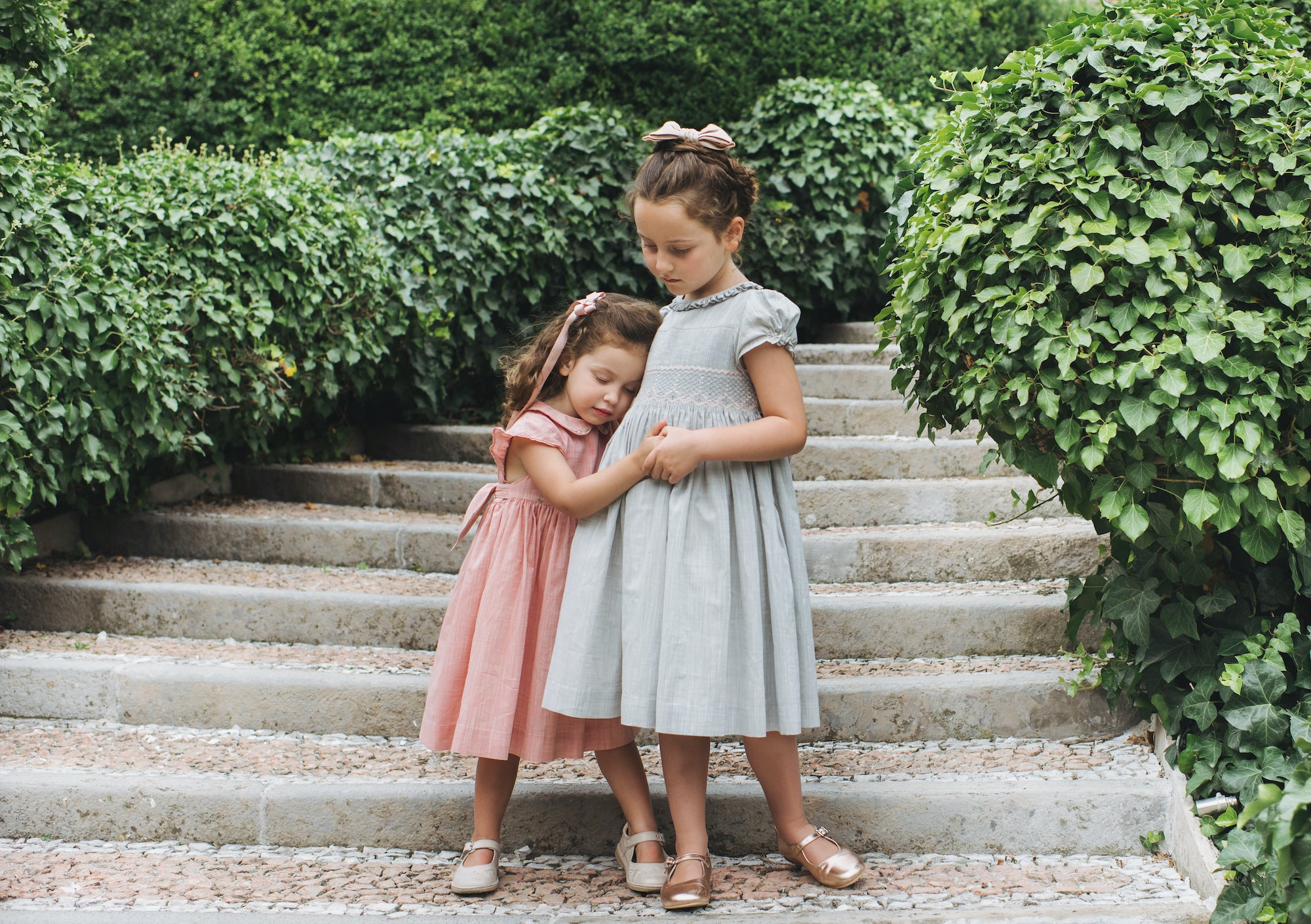 charlotte sy dimby smocked dresses for children care and cleaning tips - how to iron a smocked dress
