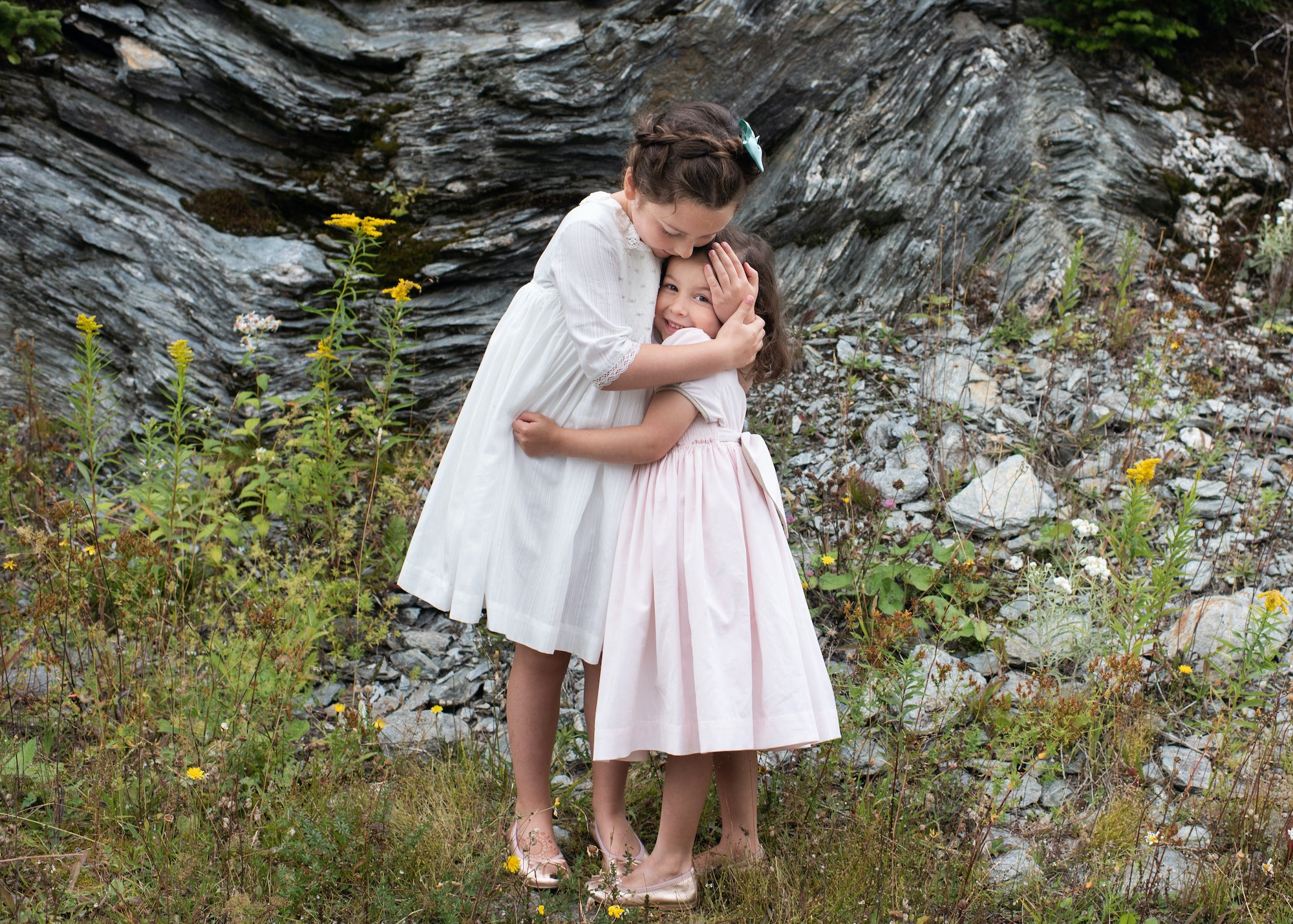 teaching our children the power of gratitude Charlotte sy dimby smocked dresses
