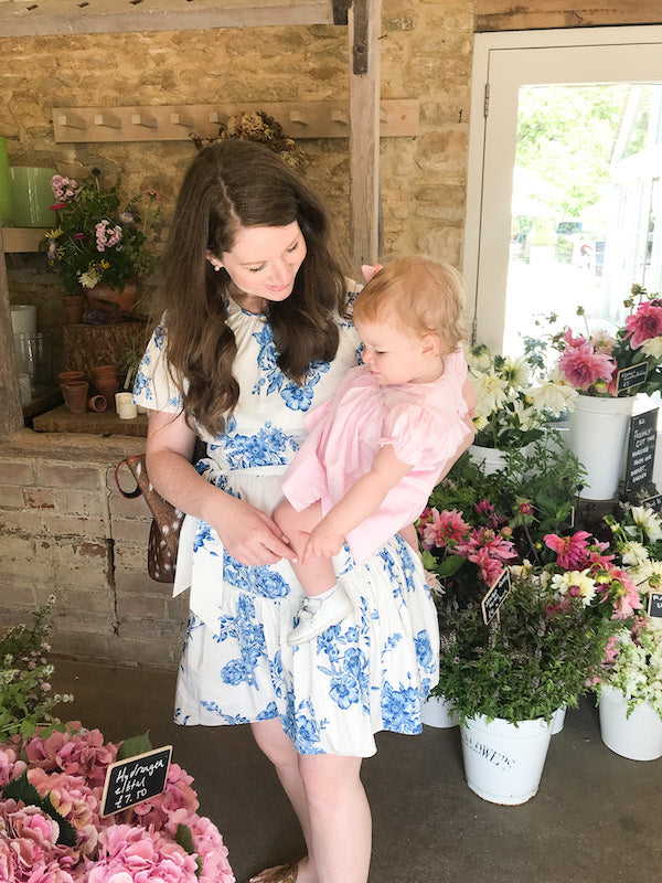 Daylesford farm - Travelling to the UK with children