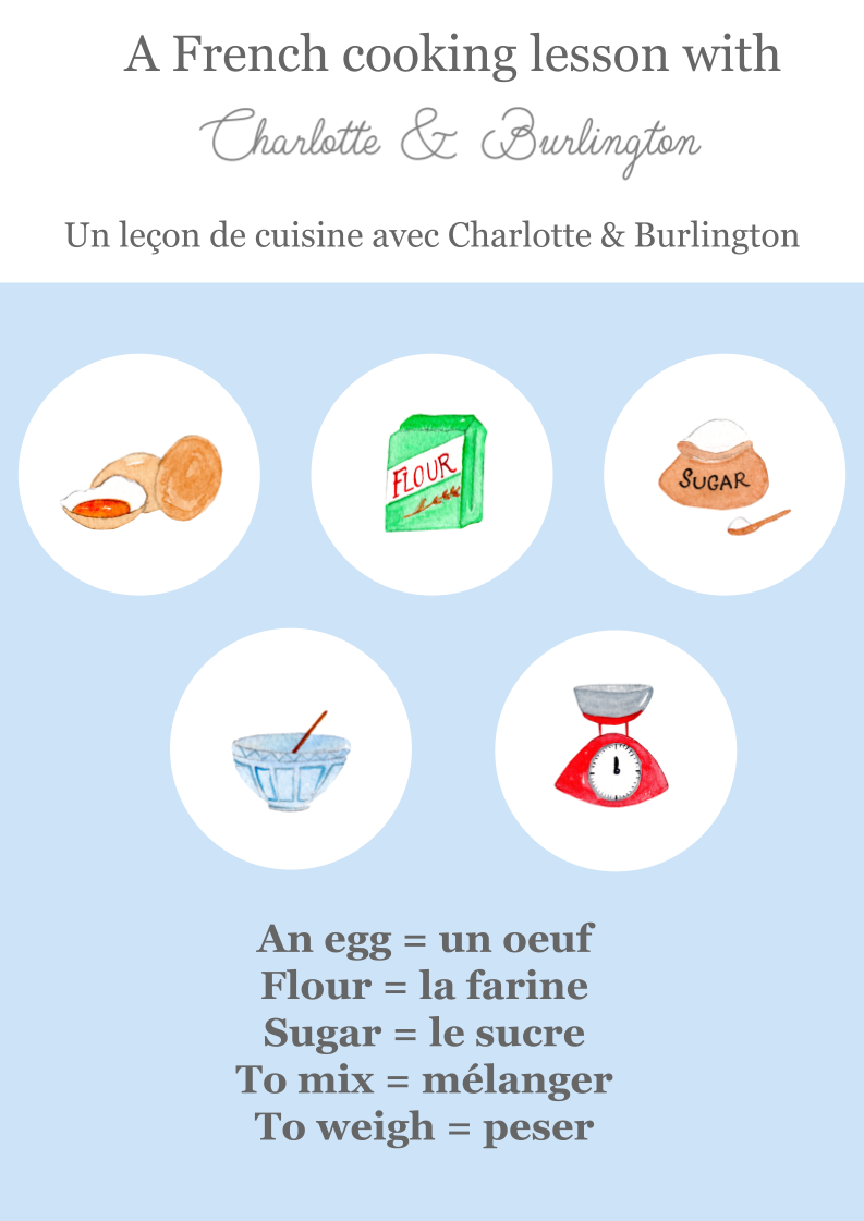French cooking lesson