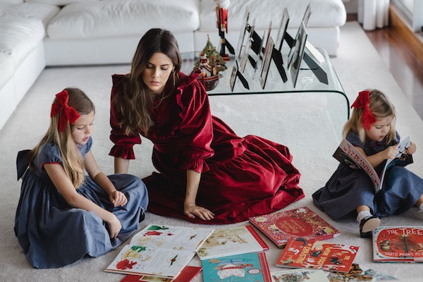 Christmas family traditions in Portugal - Mothers share Charlotte sy Dimby blog
