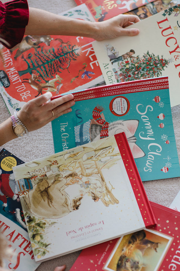 Christmas family traditions in Portugal - Mothers share Charlotte sy Dimby blog - Christmas books