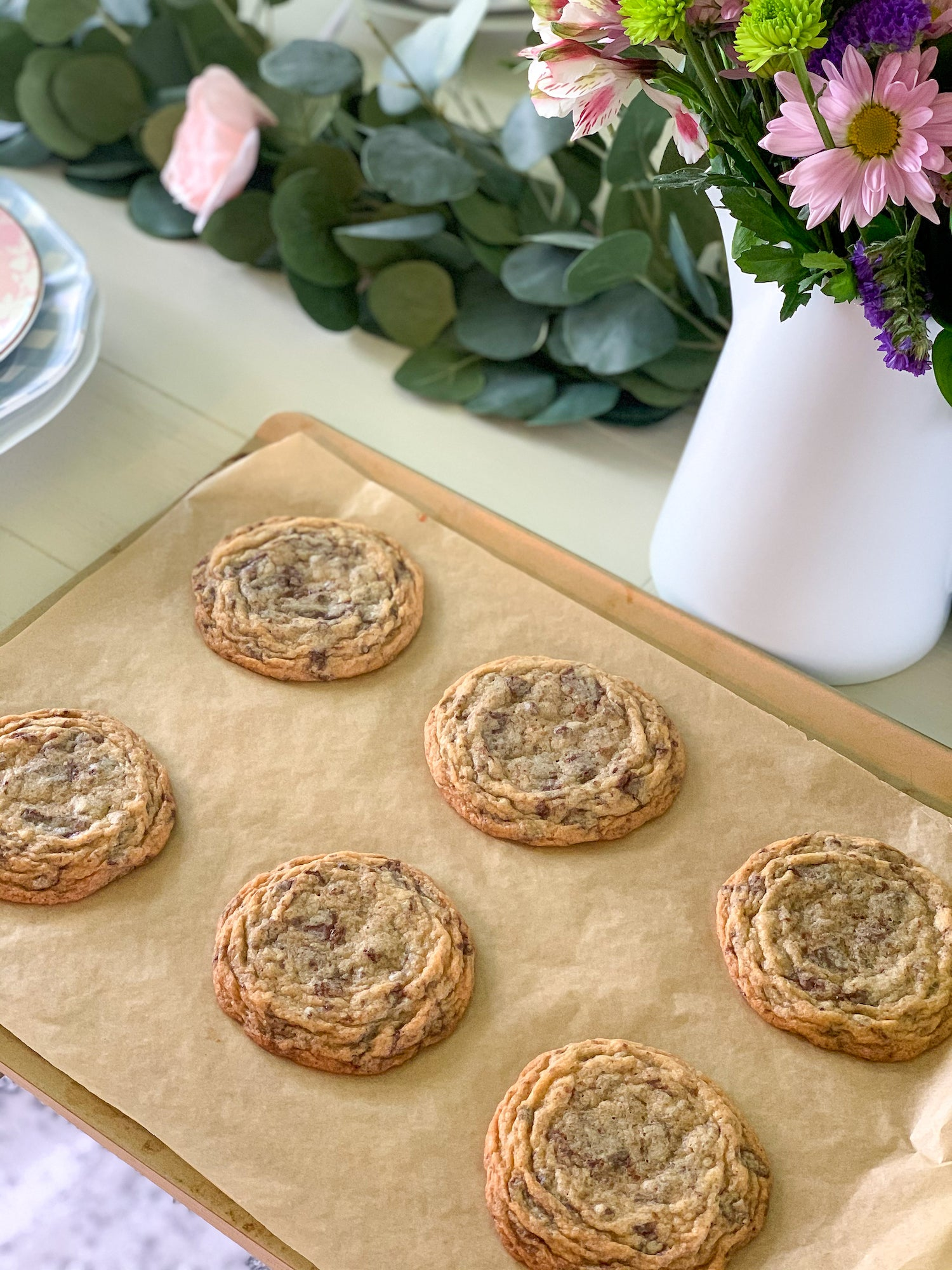 Chocolate chic oatmeal cookie recipe