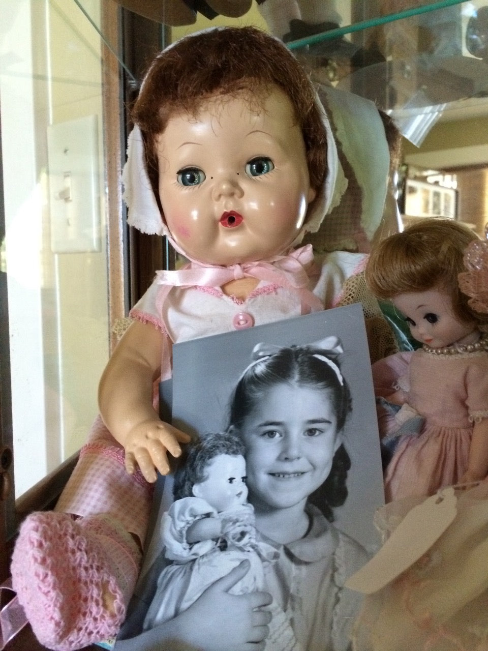 American Character Tiny tears doll collector