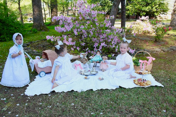 Children's tea party inspiration