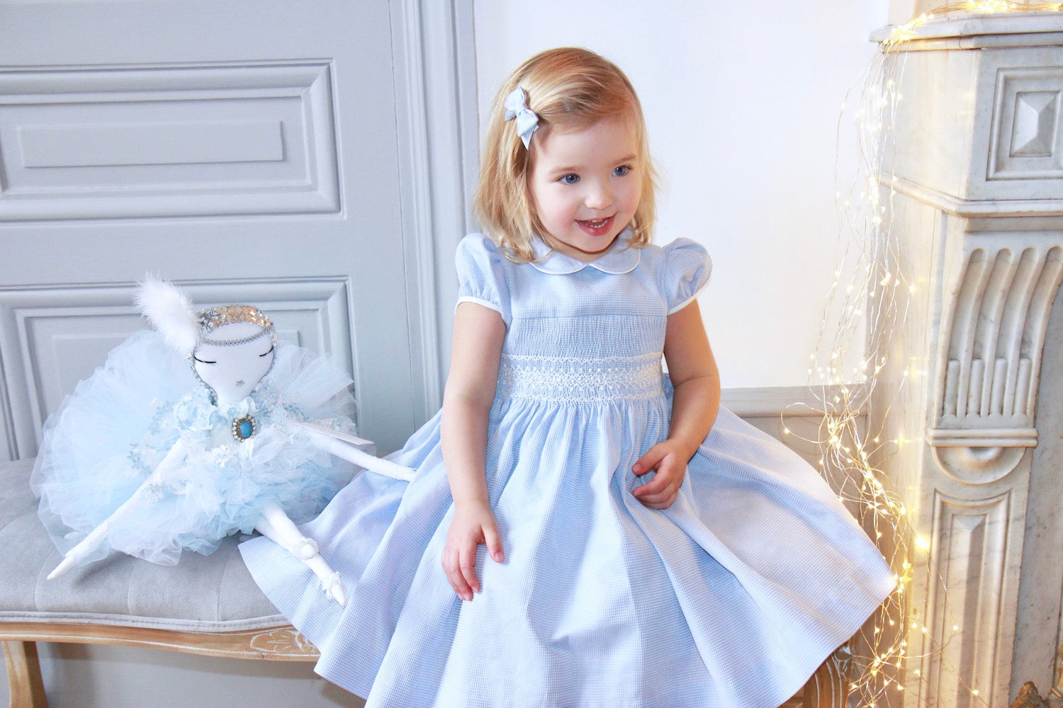charlotte sy dimby smocked dresses shipping worldwide including to the USA united States