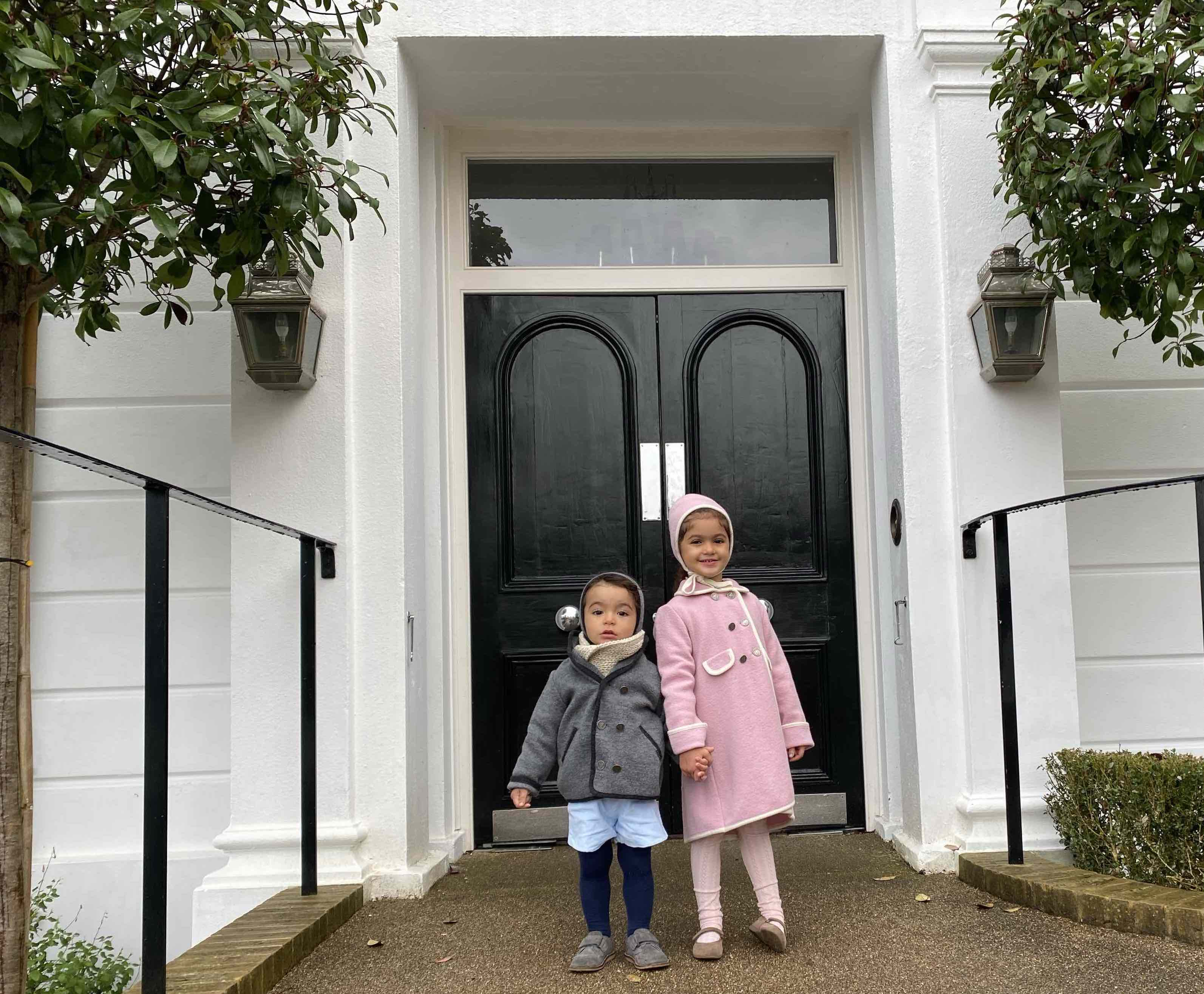 Marae warm winter coats for boys and girls Charlotte sy Dimby