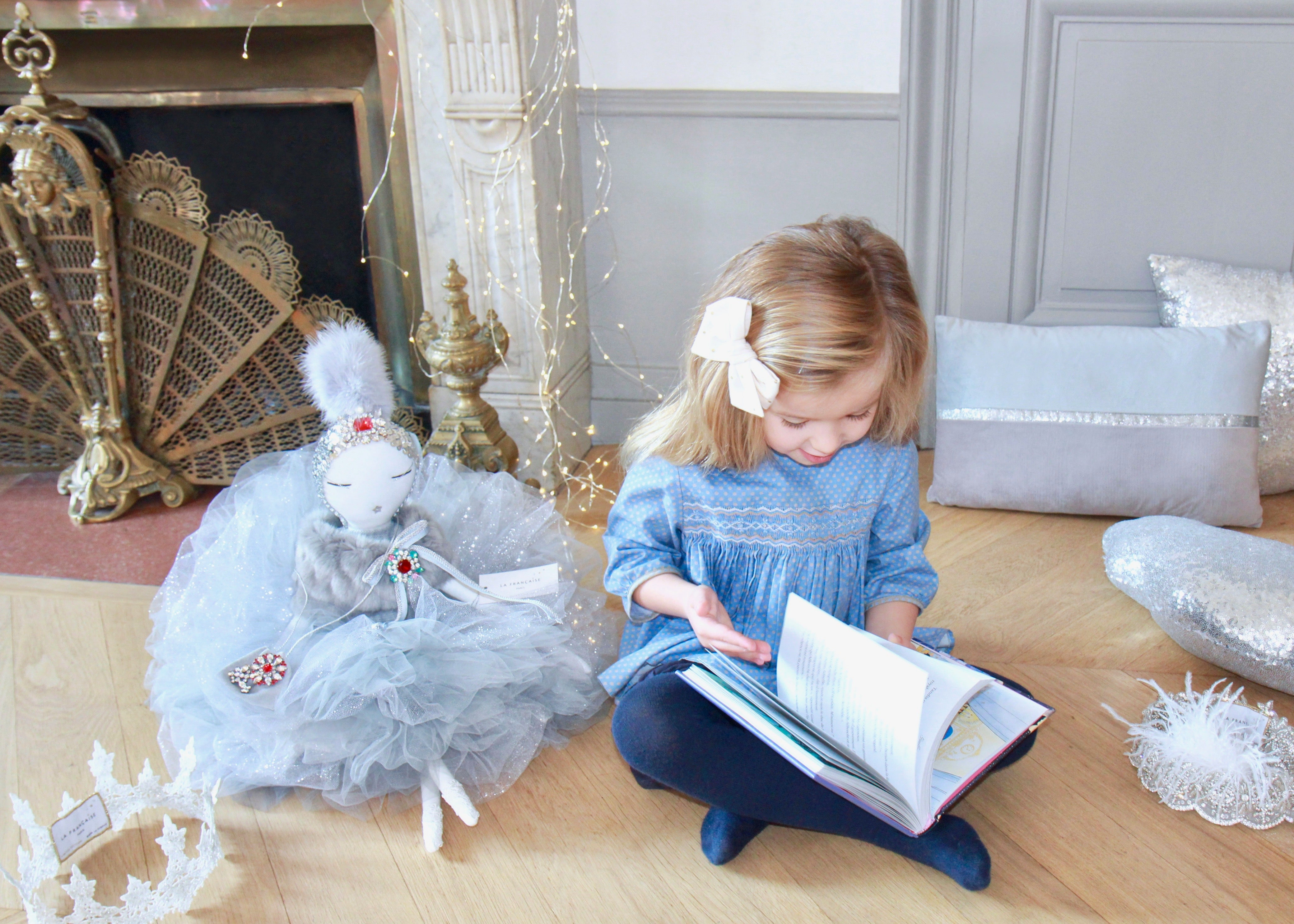 Charlotte sy Dimby blog post - French style children