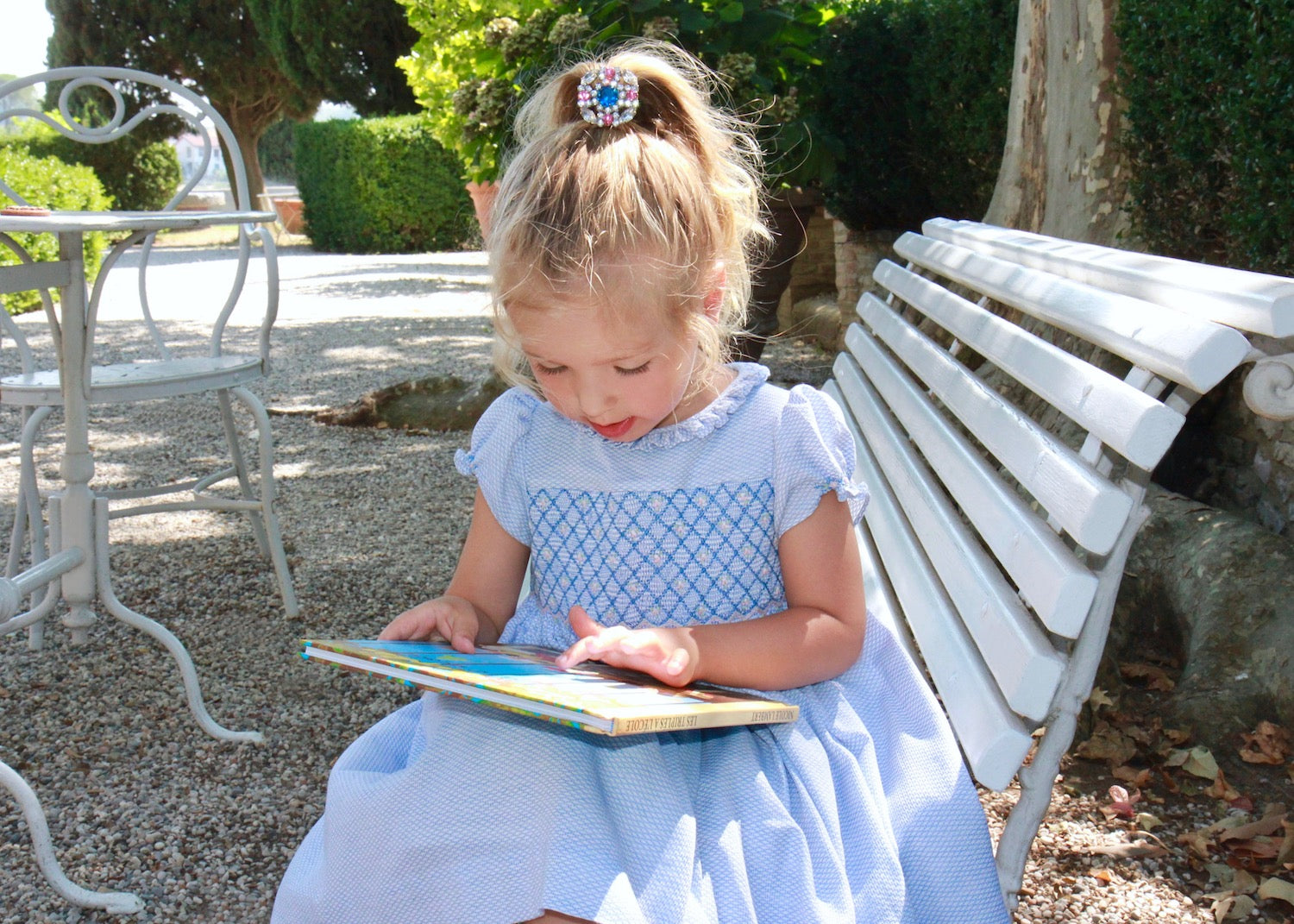 smocked dress children size guide charlotte sy dimby french style handmade paris