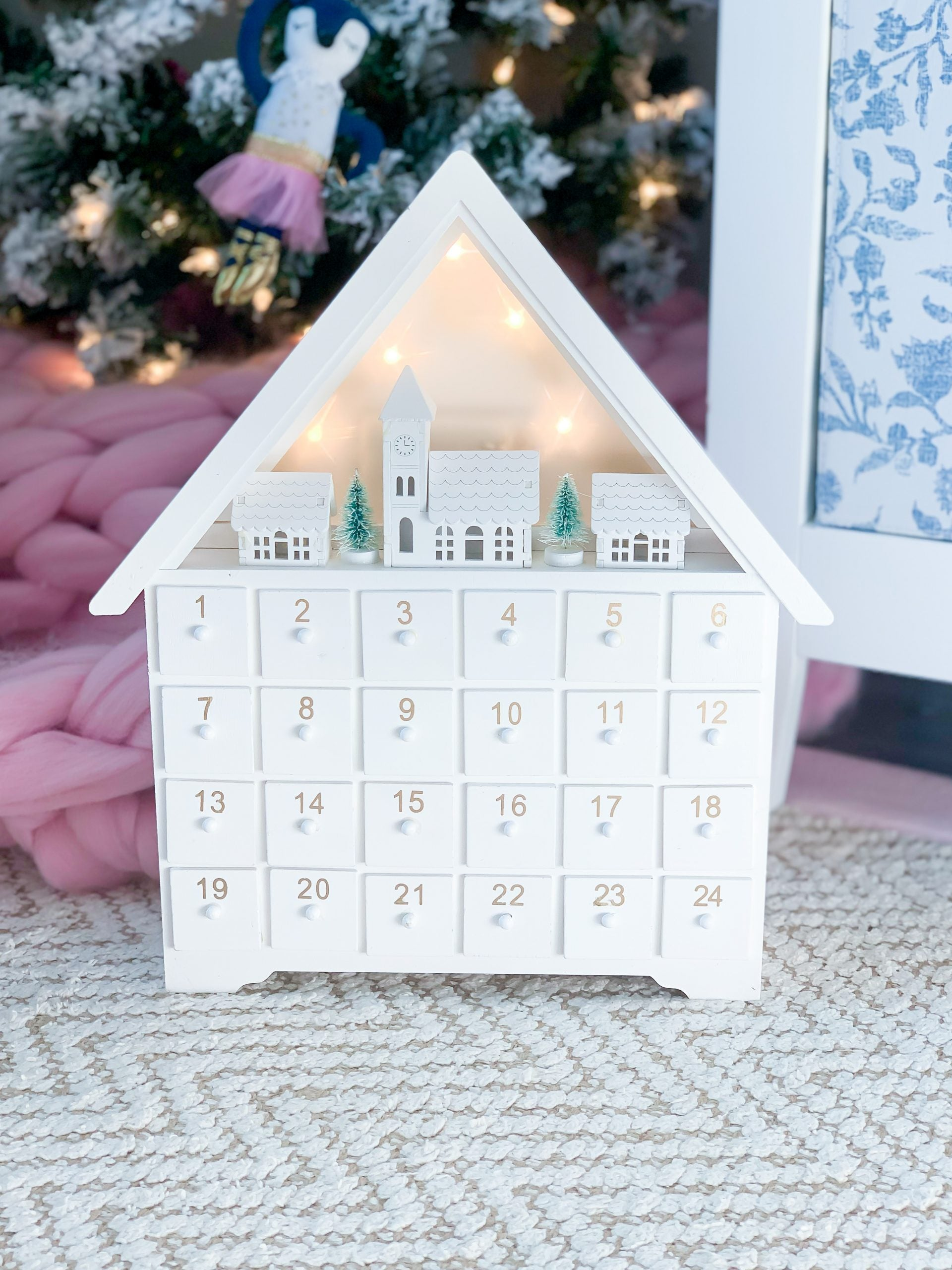 Acts of Kindness Advent Calendar: Create Your Own