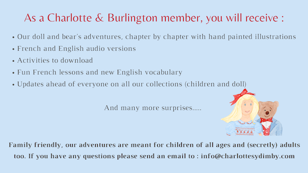 The adventures of Charlotte and Burlington