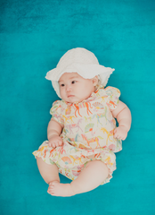 chinese baby liberty outfit children's wear charlotte sy Dimby