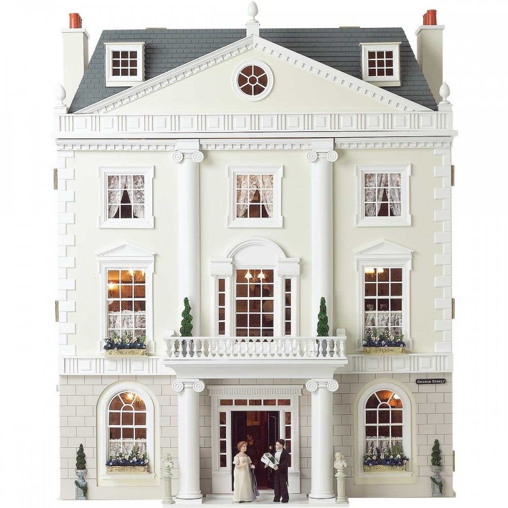Grosvenor Hall Kit by Dolls House Emporium - miniature doll house for children