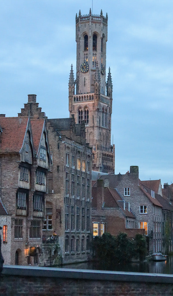 Christmas family traditions in Belgium Bruges in winter - Mothers share Charlotte sy Dimby blog