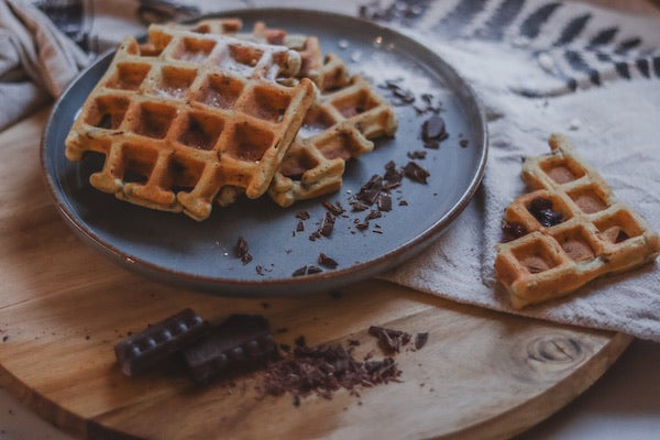 Christmas family traditions in Belgium waffles- Mothers share Charlotte sy Dimby blog