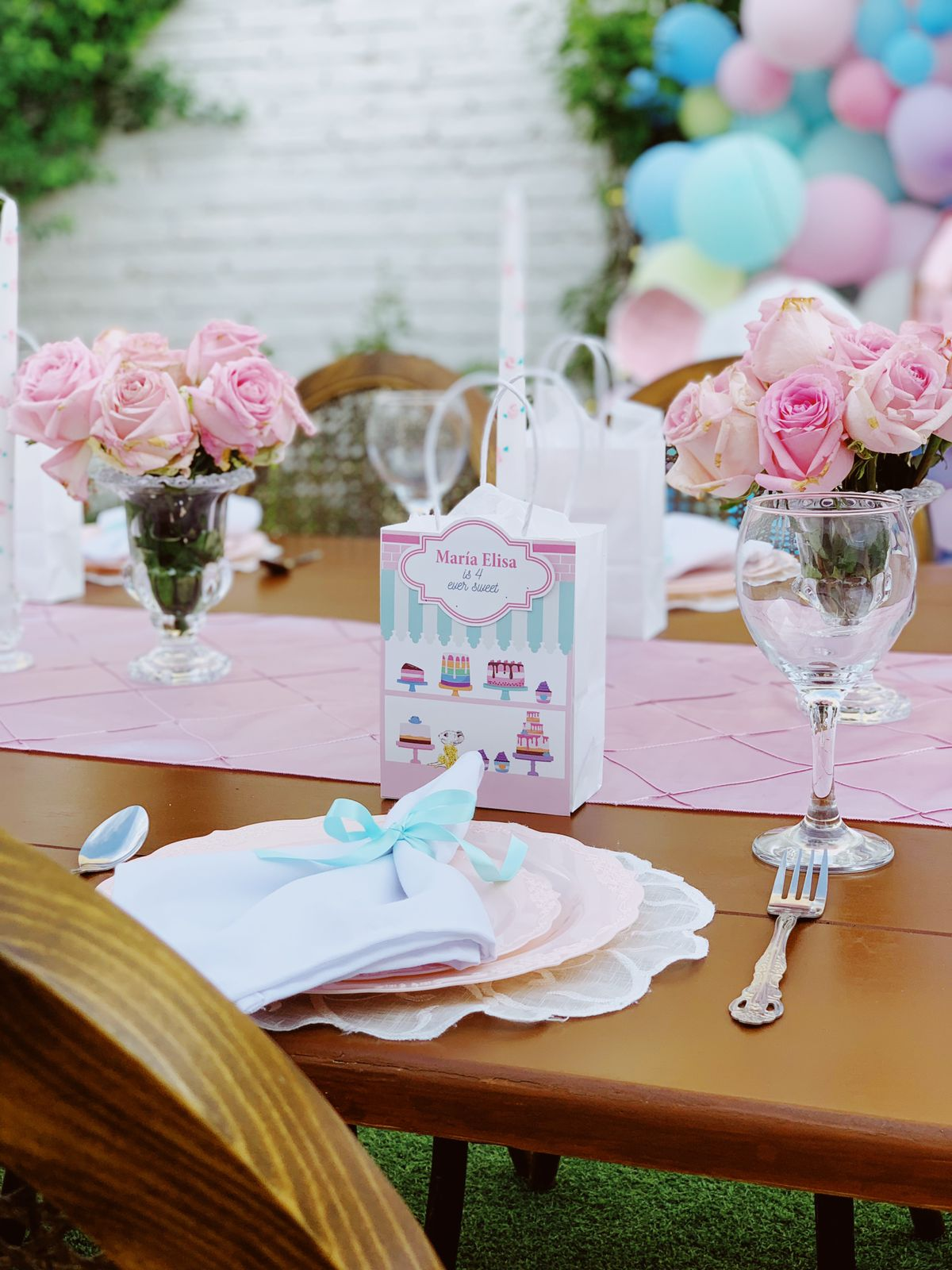 Charlotte sy Dimby and Claris the mouse in Paris party inspiration for children