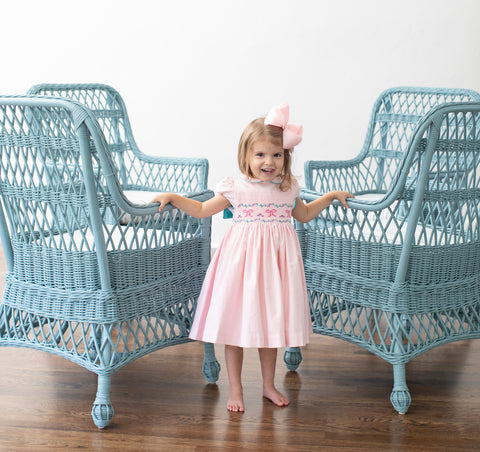Born on FIfth charlotte sy dimby capsule collection atlanta smocked dresses