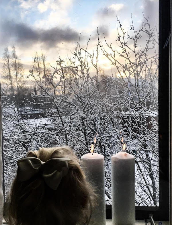 Christmas in Finland - Mothers share - Family blog by Charlotte sy Dimby