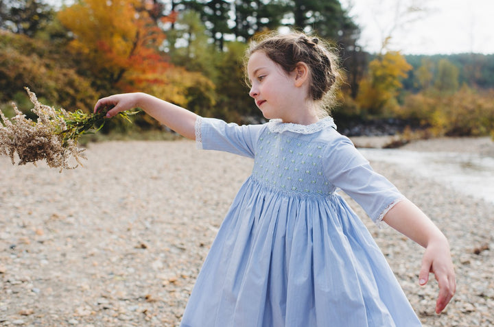 charlottesydimby-frenchstyle-handmade-classic-chic-fall-winter-smocked-girl-childwear-blue-silver-douce-angelique