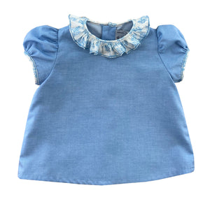 handmade-summer-baby-girl-frilled-collar-puffed-sleeves-blue-blouse-marie