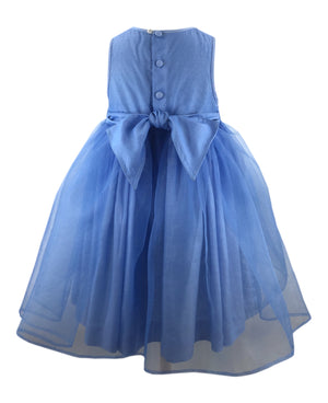 BLUE DREAM DRESS - ORME SMOCKS