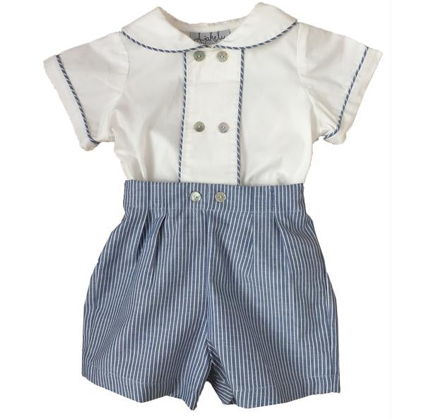 baby-boy-outfit-shirt-short-sailor-summer-stripes-charlottesydimby-classic-chic-frenchstyle