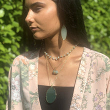Load image into Gallery viewer, Amazonite Choker Necklace