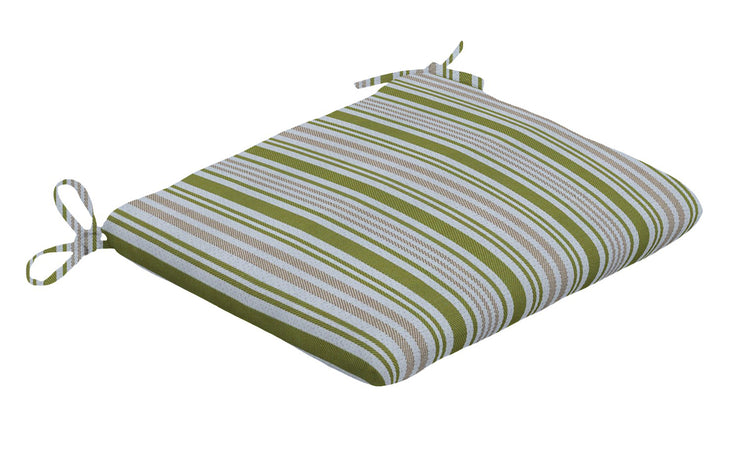 "Outdoor Seat Pad<br>18"" x 18"""