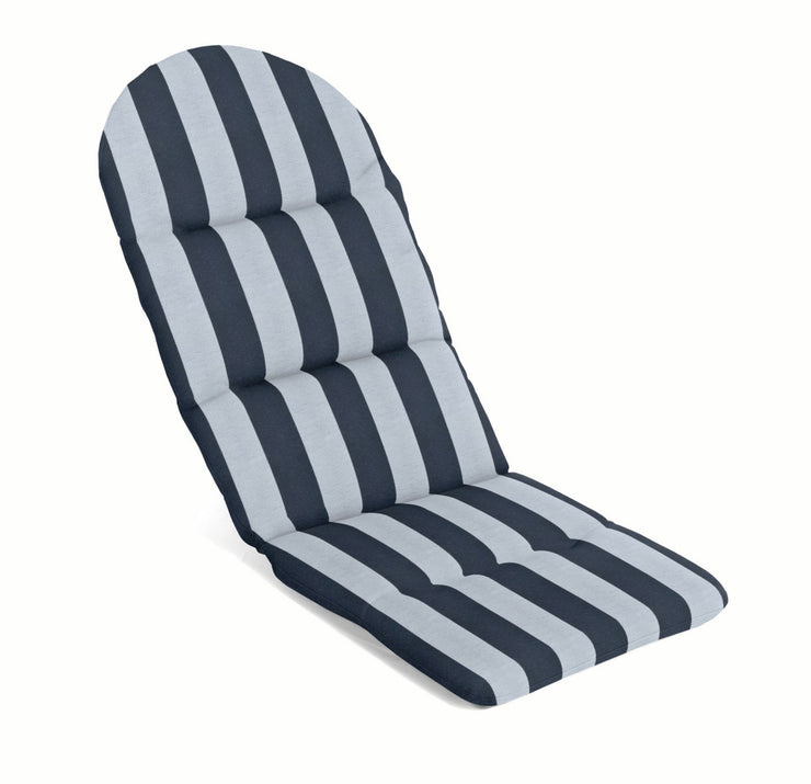"Outdoor Adirondack Chair Cushion<br>49"" x 20.5"""