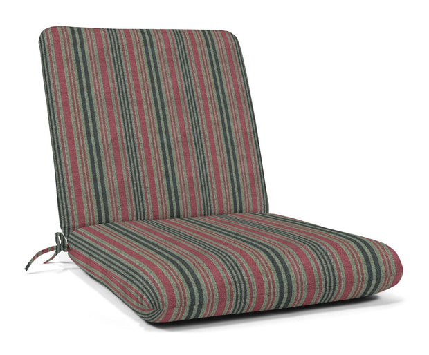 "Outdoor Club Chair Cushion<br>44"" x 22"""