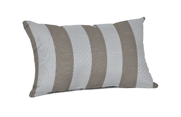 "Outdoor Lumbar Throw Pillow<br>19"" x 12"""