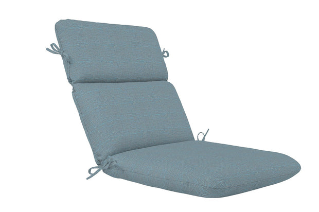 "Outdoor Highback Cushion<br>46"" x 22"""