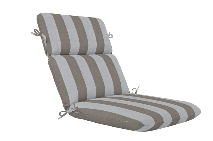 "Outdoor High Back Dining Cushion<br>44"" x 20"""