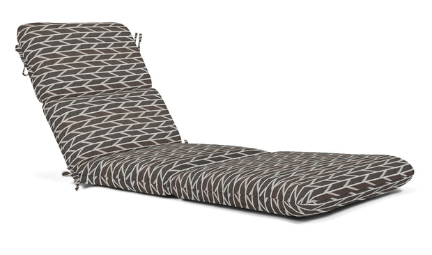 Outdoor Chaise Cushion<br>74""