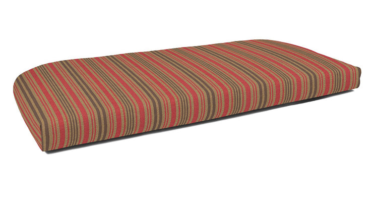 "Outdoor Wicker Settee Cushion<br>41"" x 18.5"""