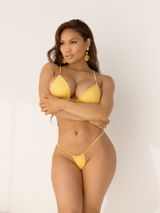 BALI CANARY TWO PIECE BIKINI